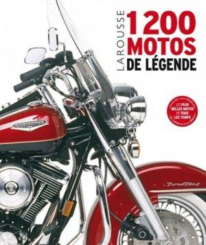 1200 motos de légende - larousse - 9782035876324 -