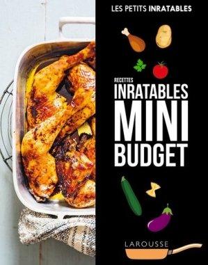 75 recettes mini budget - Larousse - 9782035930354 -