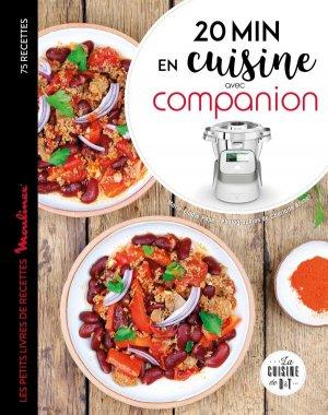20 minutes en cuisine avec Companion - dessain et tolra - 9782035986276 -