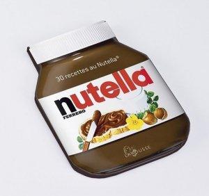 30 recettes au Nutella - Larousse - 9782035997098 -