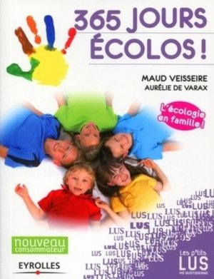 365 jours écolos ! - Eyrolles - 9782212125825 -
