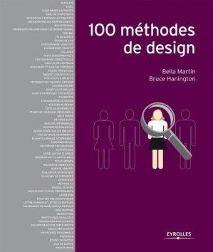 100 méthodes de design - eyrolles - 9782212135626 -