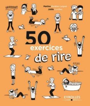 50 exercices de rire - Eyrolles - 9782212560435 -