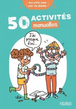 50 activités manuelles - Fleurus - 9782215164951 -