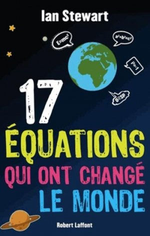17 équations qui ont changé le monde - robert laffont - 9782221133347 -