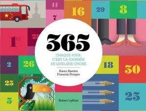 365. Chaque jour, c'est la journée de quelque chose - Robert Laffont - 9782221196281 -