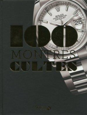 100 montres cultes - solar  - 9782263062414 -