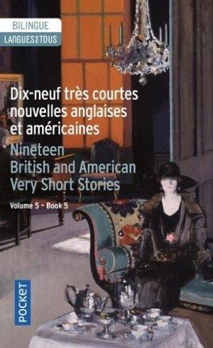 19 très courtes nouvelles anglaises et américaines - Pocket - 9782266307321 -