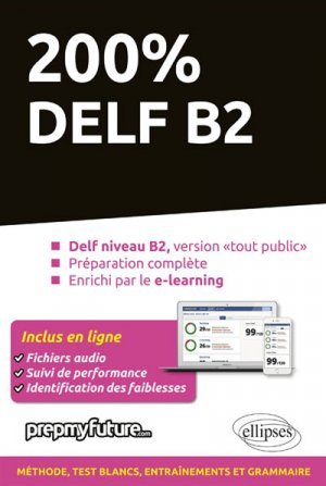 200% DELF B2 - ellipses - 9782340025103 -