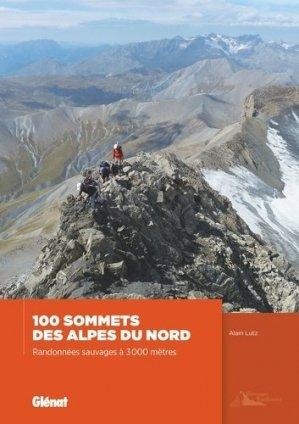 100 sommets des alpes du nord - Glénat - 9782344027691 -