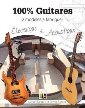 100% guitares - martin media - 9782350583228 -