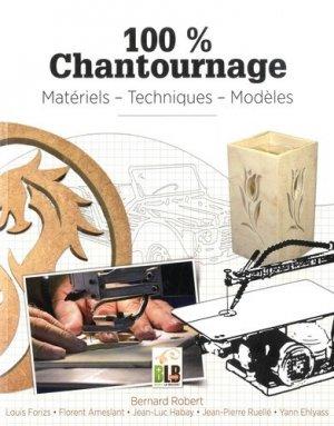 100% Chantournage - martin media - 9782350583303 -