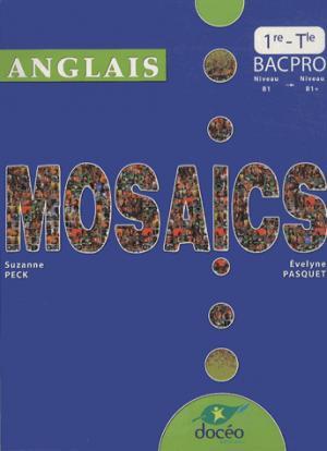 1re BAC PRO Agricole Anglais Module MG2 Mosaics - doceo - 9782354970949 -