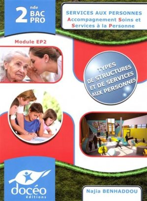 2nde BAC PRO Services aux personnes - doceo - 9782354971649 -