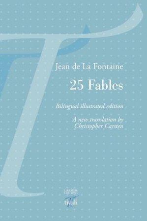 25 fables de La Fontaine - librairie éditions tituli - 9782373651058 -