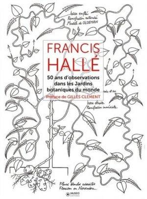 50 ans d'observation de jardins botaniques dans le monde - museo  - 9782373750140