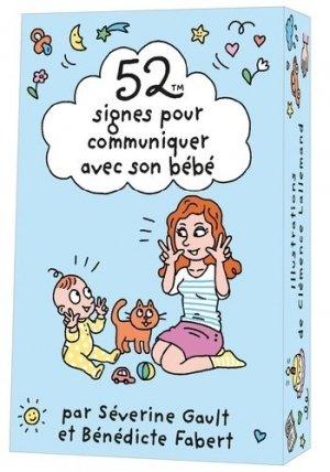 52 signes pour communiquer avec son bébé - 365 - 9782377614639 -