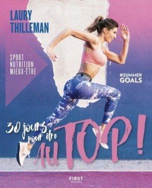 30 jours pour être au top ! - first editions - 9782412047279 -