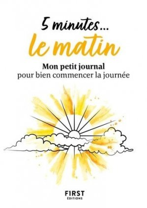 5 minutes# le matin - first editions - 9782412066829 -