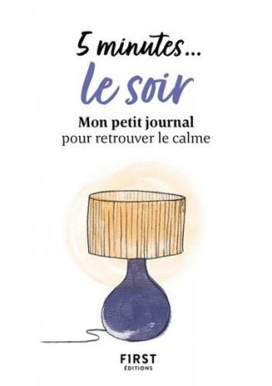 5 minutes# le soir - first editions - 9782412066836 -