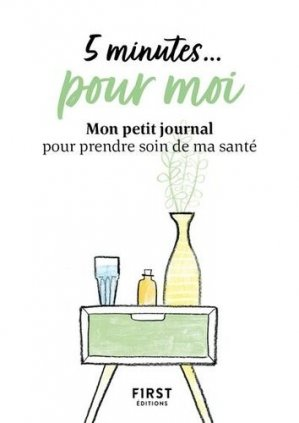 5 minutes# pour moi - first editions - 9782412066850 -