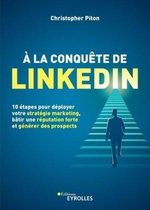 10 étapes pour réussir sur Linkedin - Eyrolles - 9782416000850 -