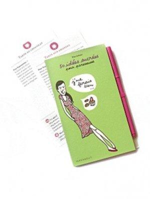 50 Idées sucrées pour paresseuses - Marabout - 9782501072144 -