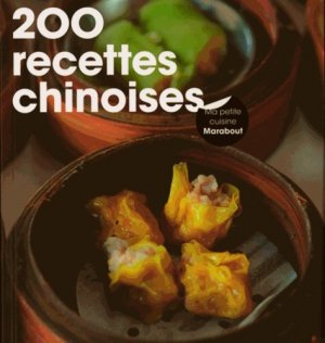 200 recettes chinoises - Marabout - 9782501100465 -