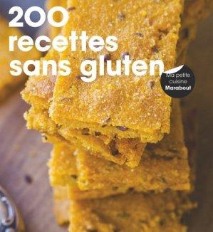 200 recettes sans gluten - Marabout - 9782501101844 -