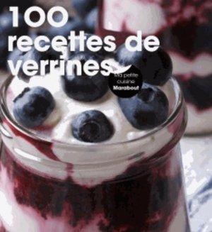 100 recettes de verrines - Marabout - 9782501103268 -