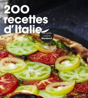 200 recettes d'Italie - Marabout - 9782501120500 -
