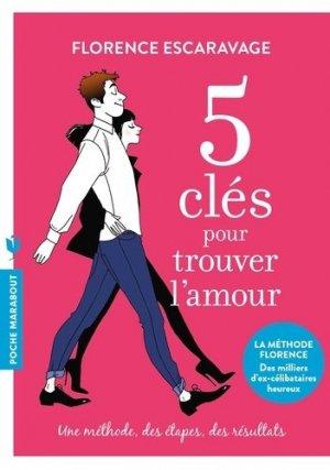 5 clés pour trouver l'amour - Marabout - 9782501128421 -