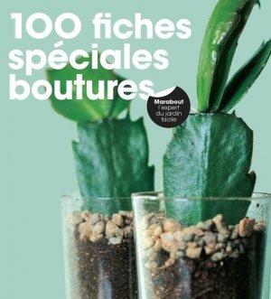 100 fiches spéciales boutures - marabout - 9782501139915 -