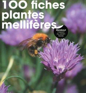 100 fiches plantes mellifères - marabout - 9782501147651 -