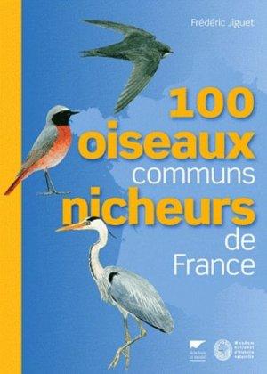 100 oiseaux communs nicheurs de France-delachaux et niestle-9782603017616