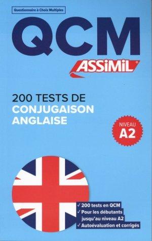 200 tests de conjugaison anglaise - assimil - 9782700508369 -