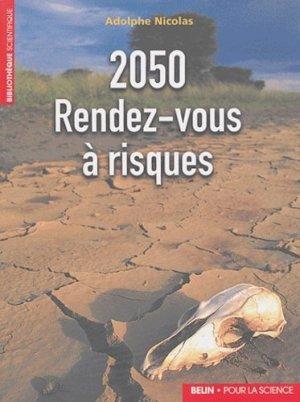 2050 Rendez-vous à risques - belin / pour la science - 9782701138596 -