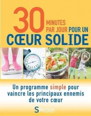 30 minutes par jour pour un coeur solide -  - 9782709827539