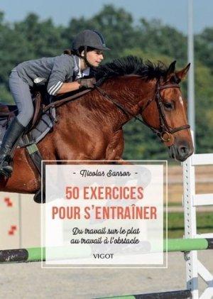 50 exercices pour s'entraîner - vigot - 9782711425518 -