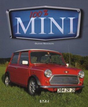 100% Mini - etai - editions techniques pour l'automobile et l'industrie - 9782726888704 -