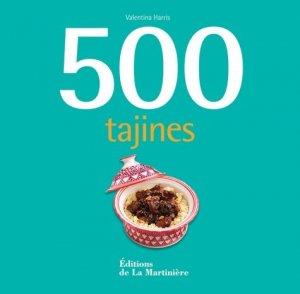 500 tajines - de la martiniere - 9782732471631 -