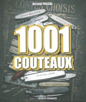 1001 couteaux - ouest-france - 9782737378850 -