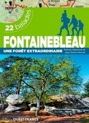 22 balades, Fontainebleau - Ouest-France - 9782737379314 - kanji, kanjis, diko, dictionnaire japonais, petit fujy