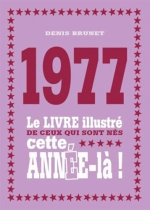 1977 - Editions First - 9782754069779 -