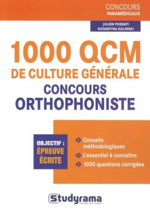 1000 QCM de culture générale - studyrama - 9782759018390 - Pilli ecn, pilly 2020, pilly 2021, pilly feuilleter, pilliconsulter, pilly 27ème édition, pilly 28ème édition, livre ecn