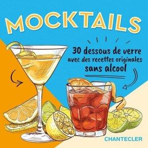30 dessous de verre à mocktails - Chantecler - 9782803460038 -