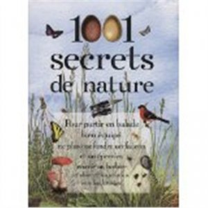 1001 secrets de nature - Prat Editions - 9782809501711 -