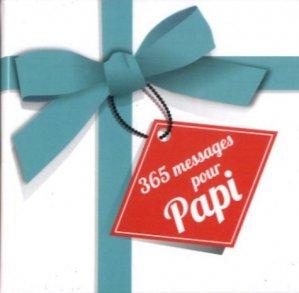 365 messages pour Papi - Play Bac - 9782809656602 -