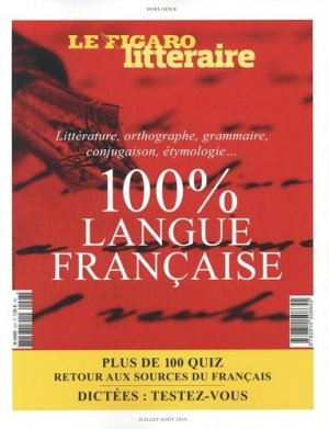 100% langue Francaise - le figaro - 9782810508655 -