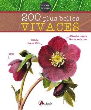 200 plus belles vivaces - artemis - 9782816005325 -